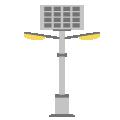 Éclairage solaire